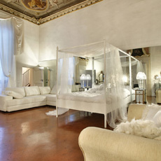 Palazzo Tolomei - Suite and Rooms - Luxury Gold Suite